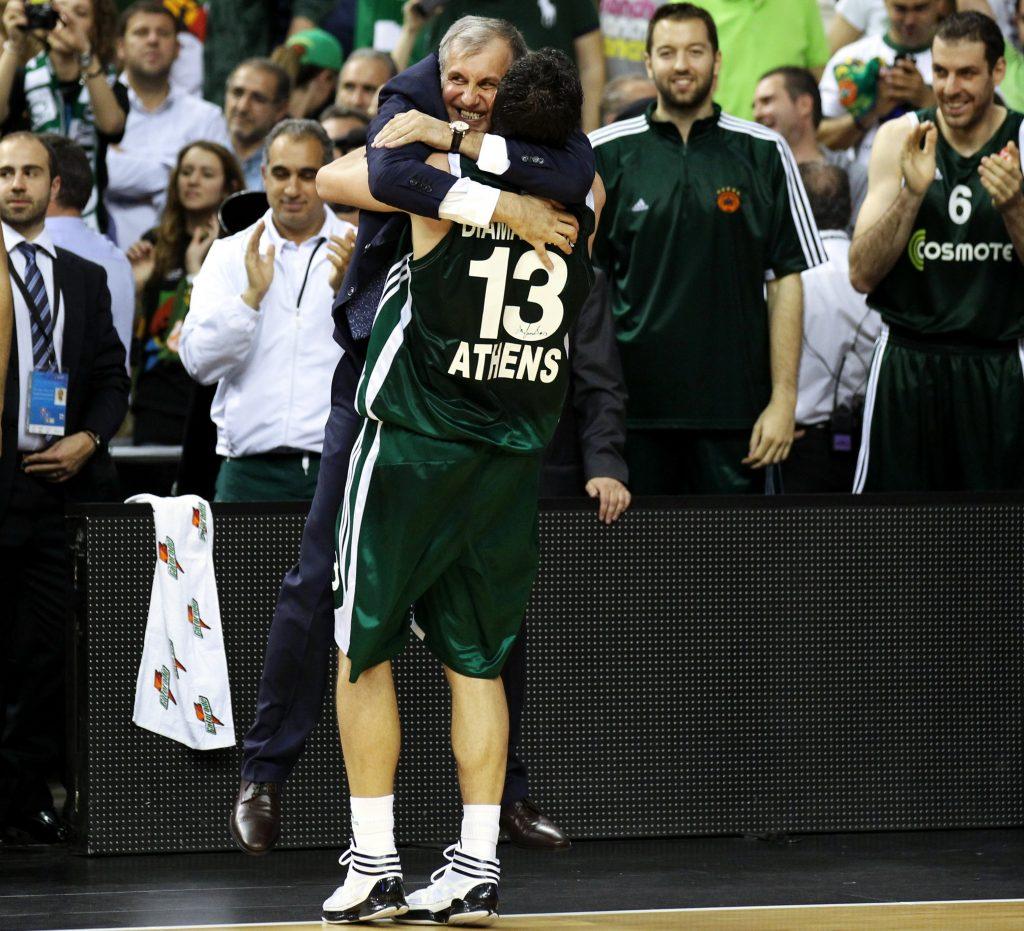 Μια αγκαλιά, ένας τίτλος (Vids, Pics) | | Basketa.gr