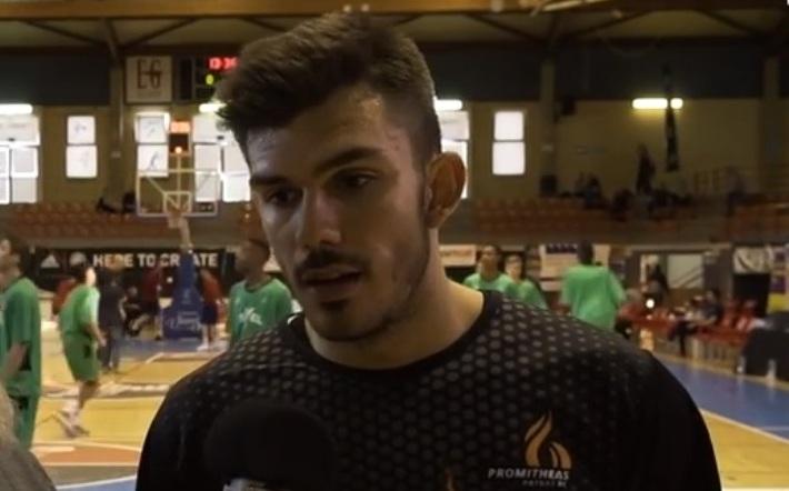 Σανδραμάνης: «Έχουμε μεγάλες φιλοδοξίες» (vid) | | Basketa.gr