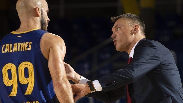 Καλάθης: «Ο Σάρας μου θυμίζει τον Ομπράντοβιτς» | | Basketa.gr